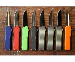 Available Today Lightning OTF Knives
