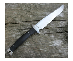 Sean McWilliams Forged Ranger-4 Fixed Blade Knife