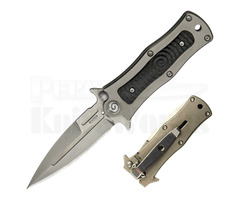 """HTM Darrel Ralph Madd Maxx Flipper Knife (3"""" Stonewash)"""